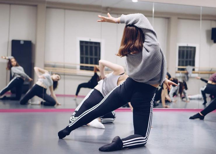 Danza Contemporanea e Masterstrech